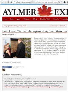 Aylmer Express