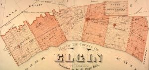 Welcome to the Elgin OGS - County Map