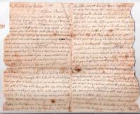 1858 Pearce Letter