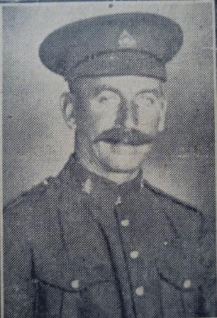 Sapper Peter Anderson - Boer War Veteran of Elgin County