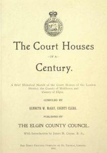 The Court Houses Century