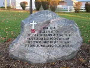 Springfield World War I Memorial