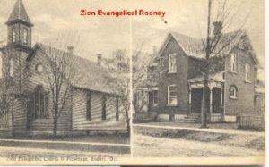 Rodney Zion Evangelical Church