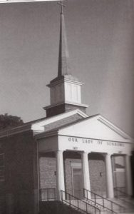 Aylmer Our Lady of Sorrows RC Church