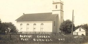 Port Burwell Baptist Church