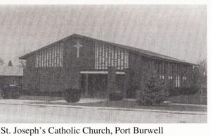 Port Burwell St. Josephs RC new