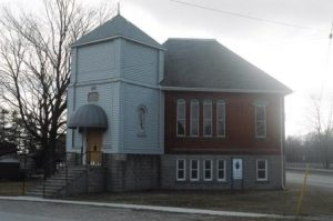 Port Burwell United Church