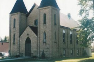 Dutton Baptist Church