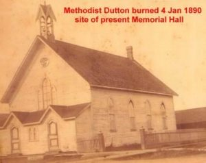 Dutton St. Johns Church 1890