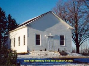 Iona Free Will Baptist Church