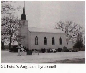 Tyrconnell St. Peters Anglican Church