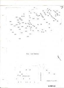 Love Cemetery Map