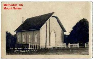 Mount Salem United Church