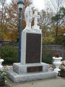 Port Burwell Cenotaph