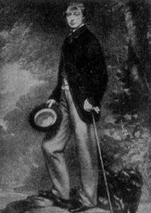 Prince of Wales 1860 at Canada