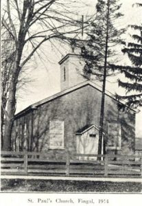 Fingal St. Pauls Church