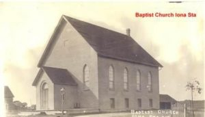 Iona Station Baptist Church