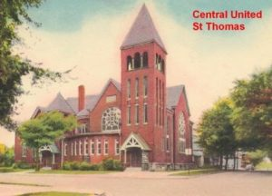 St. Thomas Central United Church