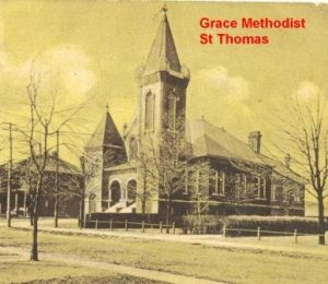 St. Thomas Grace Methodist United Church