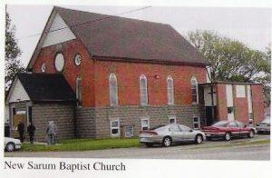 New Sarum Baptist Church