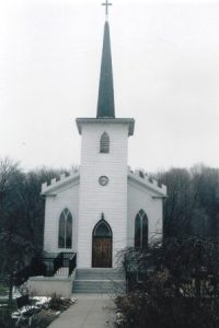 Port Stanley Christ Anglican Church