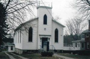 Port Stanley St. Johns Church