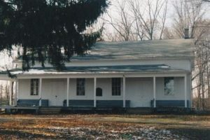Sparta Friends Meeting House