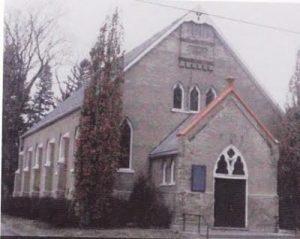 Sparta United Church
